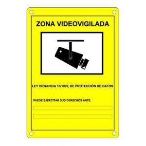 Zona de videovigilancia