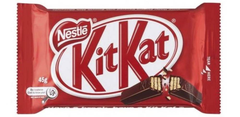 barrita KitKat