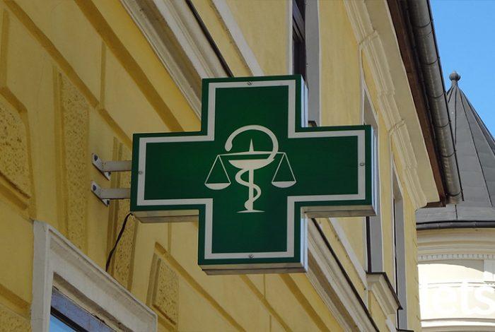 Protección de datos farmacias