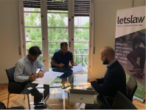 Alianza entre Cubic Fort & Letslaw