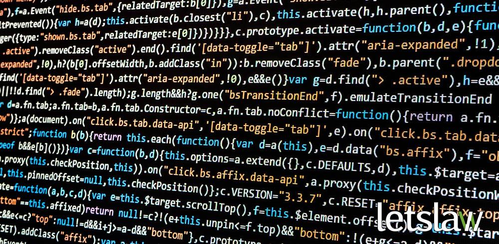 registro de código fuente